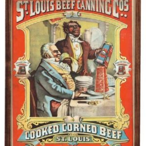 St. Louis Corned Beef Sign