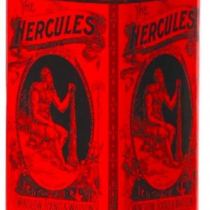 Hercules Coffee Tin