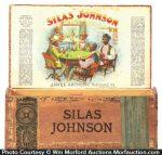 Silas Jones Cigar Box