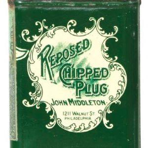 Reposed Tobacco Tin