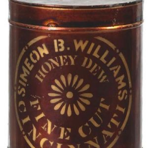 Simon Williams Tobacco Tin