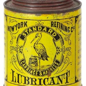 Standard Lubricant Tin