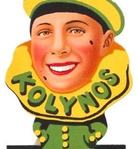 Kolynos Dental Cream Sign