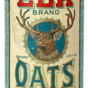 Elk Oats Box