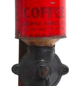 Gold Hopper Coffee Grinder