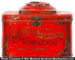 Cameron & Cameron Tobacco Tin