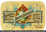 Norton Brothers Trade Card