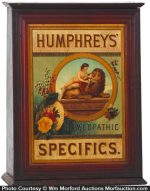 Humphrey's Specifics Cabinet