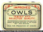 Owls Condom Tin