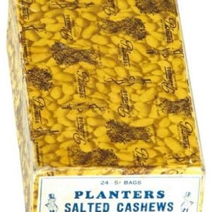 Planters Cashews Box