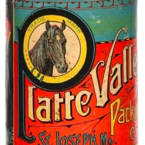 Platte Valley Corn Tin