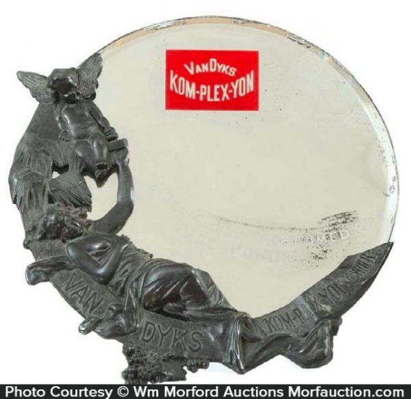 Van Dyk's Kom-Plex-Yon Display Mirror
