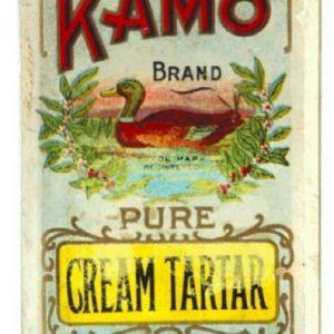 Kamo Spice Tin