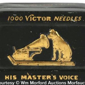 Victor Needles Tin