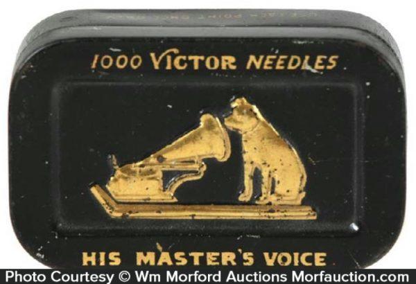 Victor Needles Tin