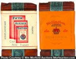 Vintage Tobacco Samples