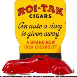 Roi-Tan Cigars Chevy Cigars