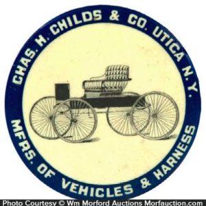 Childs Utica Vehicles Mirror