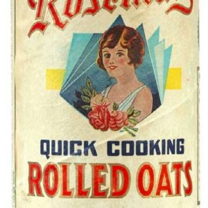 Rosemary Oats Box