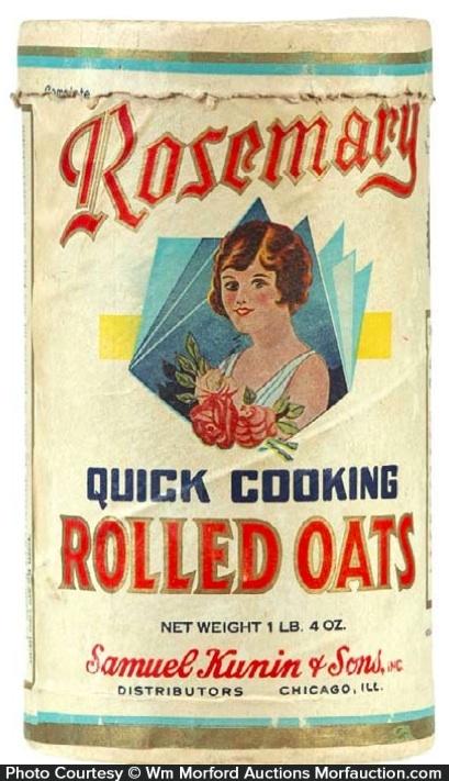 Rosemary Oats Box
