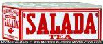 Salada Tea Sign
