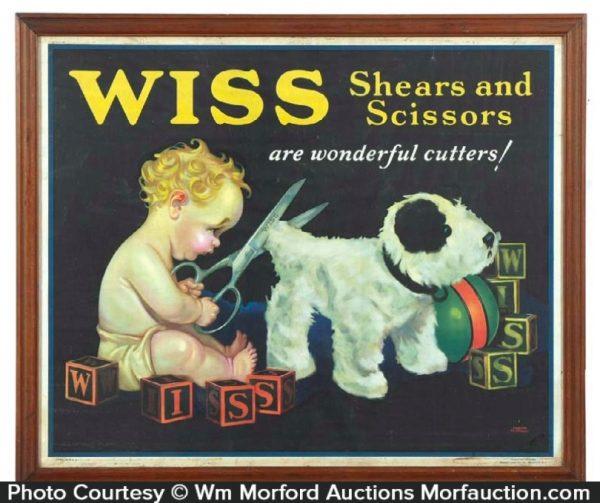 Wiss Scissors Sign