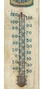 Snow King Baking Powder Thermometer