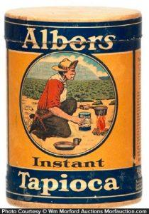Albers Tapioca Box
