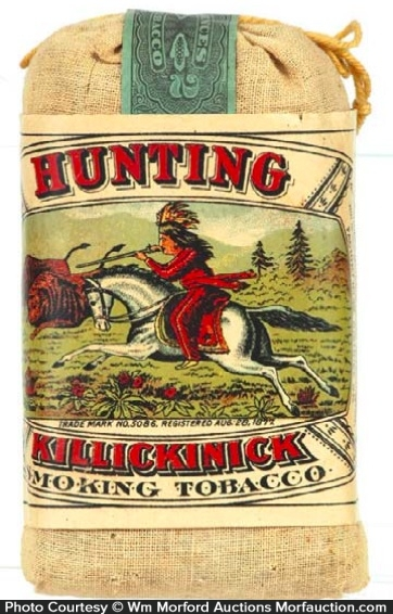 Hunting Tobacco Pouch
