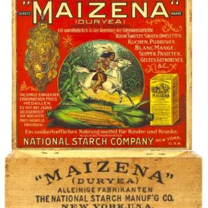 Maizena Starch Box