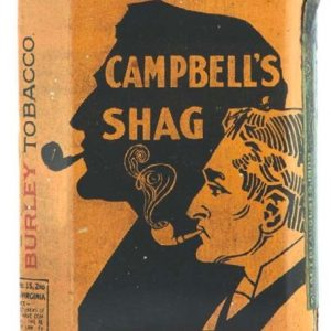 Campbell's Shag Tobacco Tin