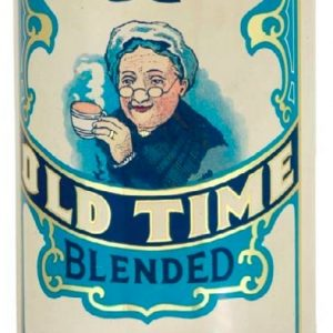 Old Time Coffee Can