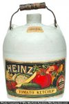 Heinz Ketchup Jug