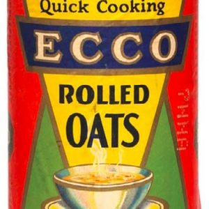 Ecco Oats Box