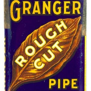 Granger Rough Cut Tobacco Tin