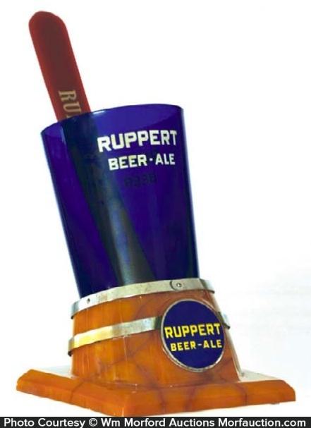 Ruppert Beer Display