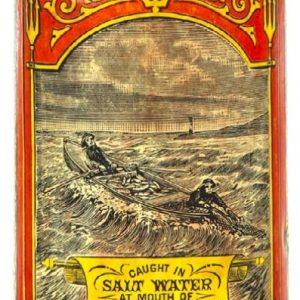 Kinney Salmon Tin
