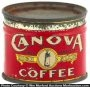 Canova Coffee Can Sample