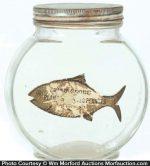 Planters Fish Bowl Jar