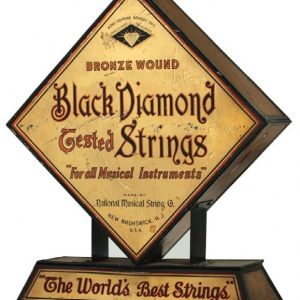 Black Diamond Strings Display