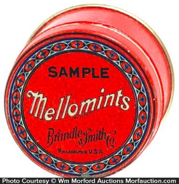Mellomints Sample Tin