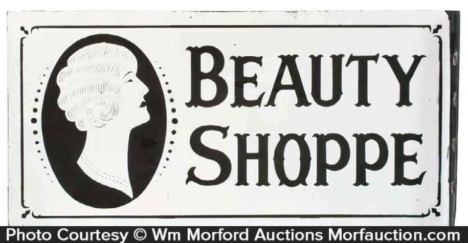 Beauty Shop Sign