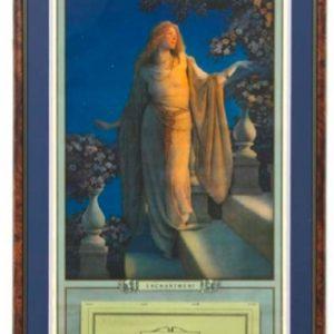 Maxfield Parrish Enchantment Calendar