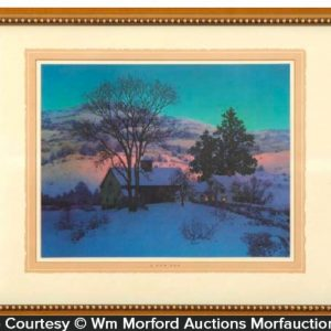 Maxfield Parrish A New Day Print