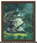 Maxfield Parrish The Prince Pint