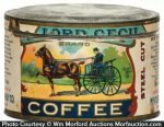 Lord Cecil Coffee Can