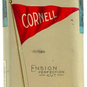 Ensign Tobacco Cornell Tin