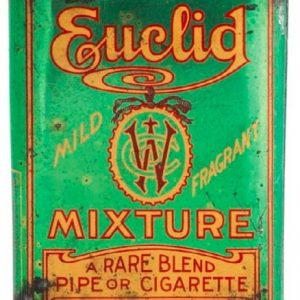 Euclid Tobacco Tin