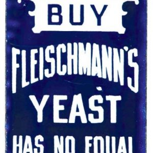 Fleischmann's Yeast Door Push