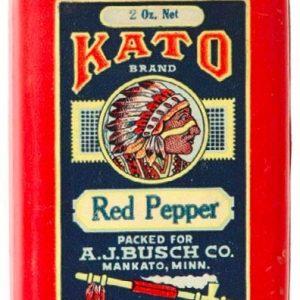 Kato Spice Tin